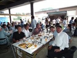 2010年6月19日 辻広組・信広会交流会